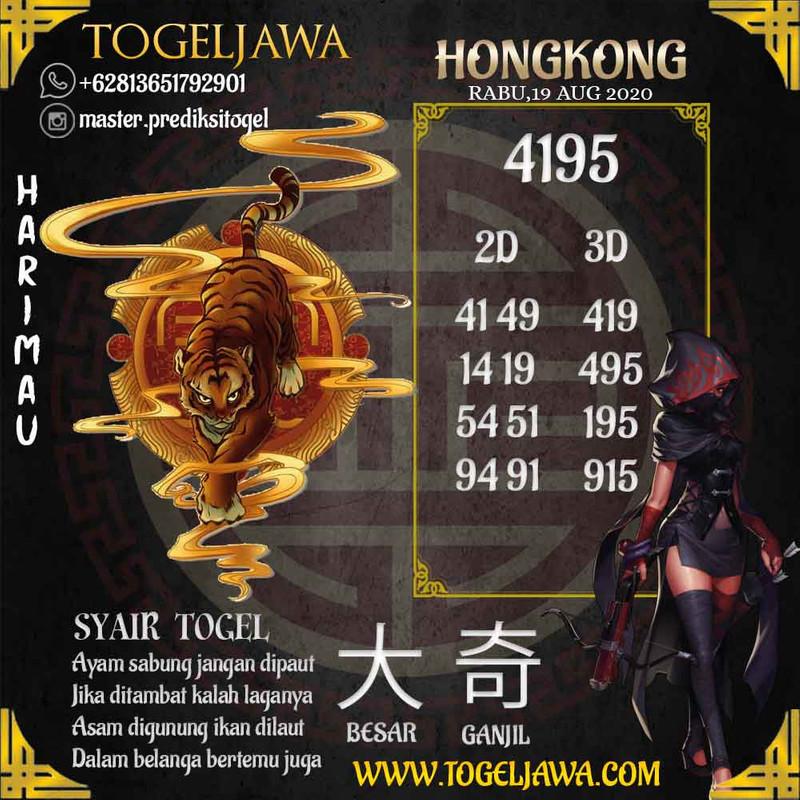 Prediksi Hongkong Tanggal 2020-08-19