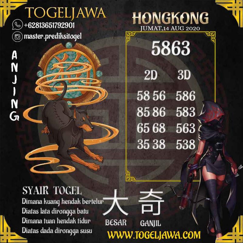 Prediksi Hongkong Tanggal 2020-08-14