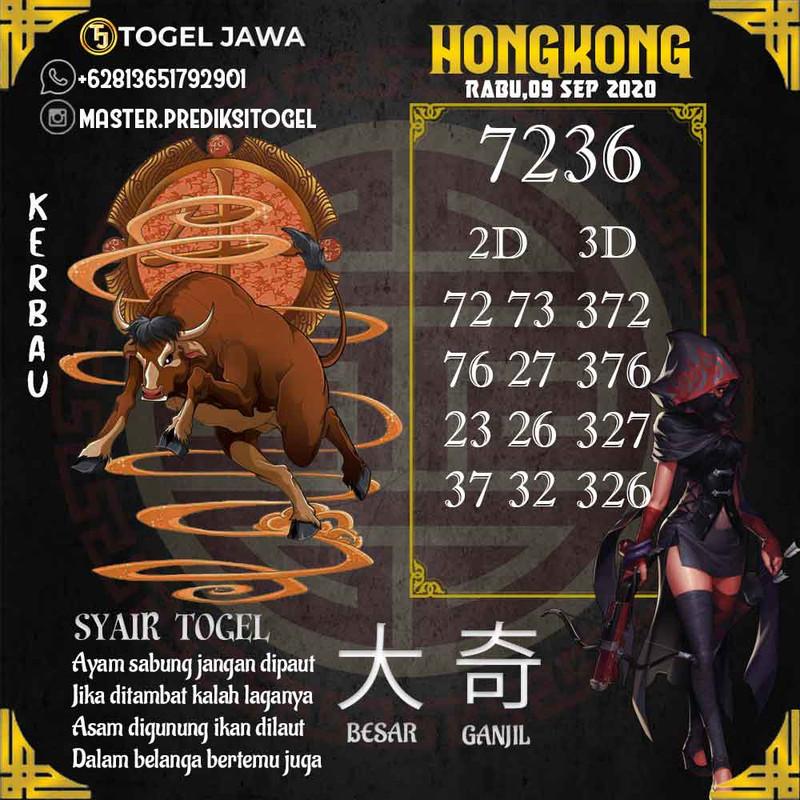 Prediksi Hongkong Tanggal 2020-09-09