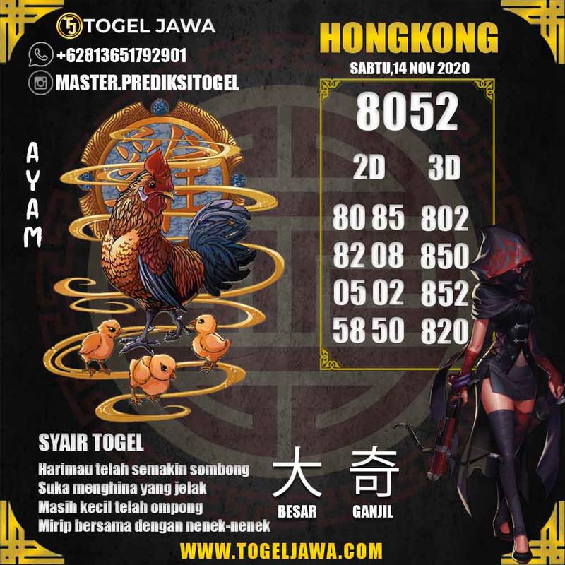 Prediksi Hongkong Tanggal 2020-11-14