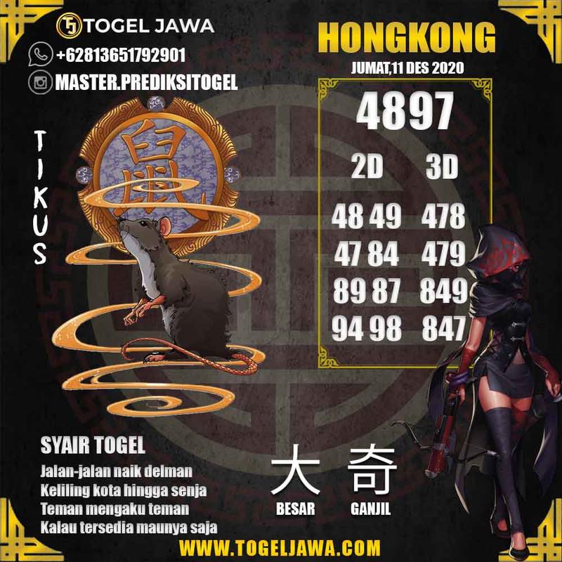 Prediksi Hongkong Tanggal 2020-12-11