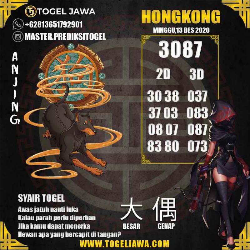 Prediksi Hongkong Tanggal 2020-12-13
