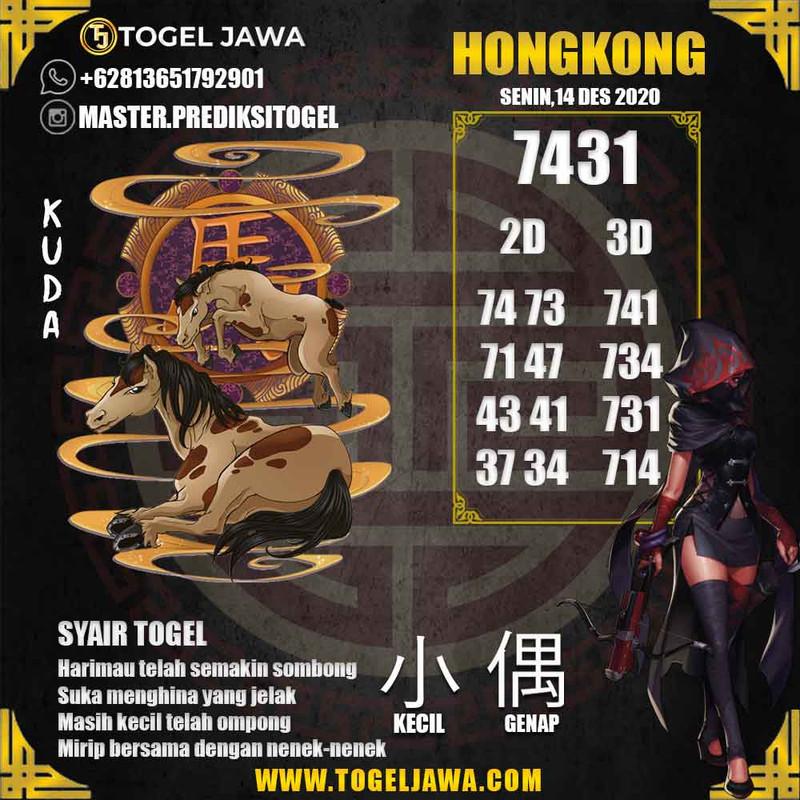 Prediksi Hongkong Tanggal 2020-12-14