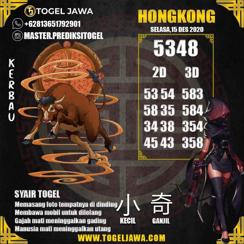 Prediksi Hongkong Tanggal 2020-12-15