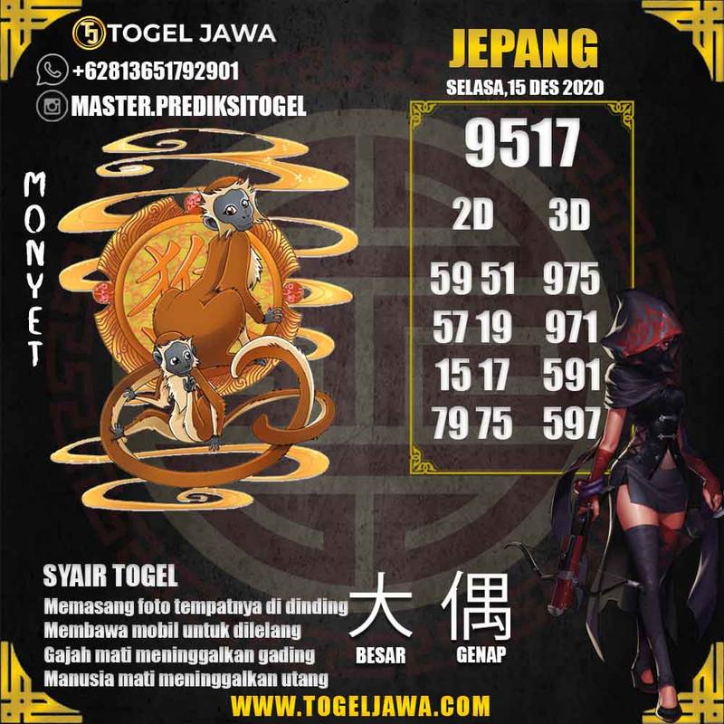 Prediksi Japan Tanggal 2020-12-15