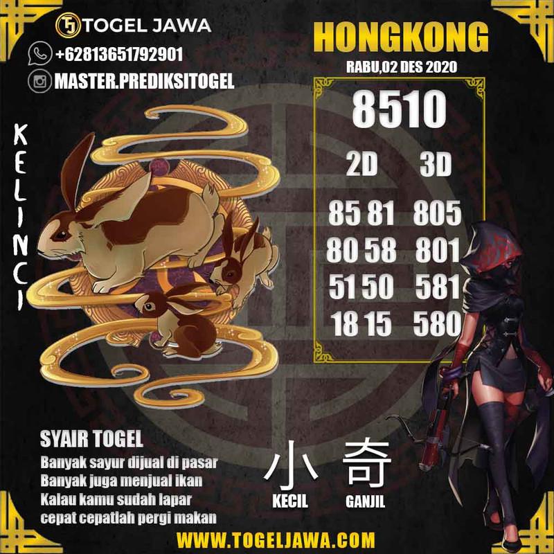 Prediksi Hongkong Tanggal 2020-12-02