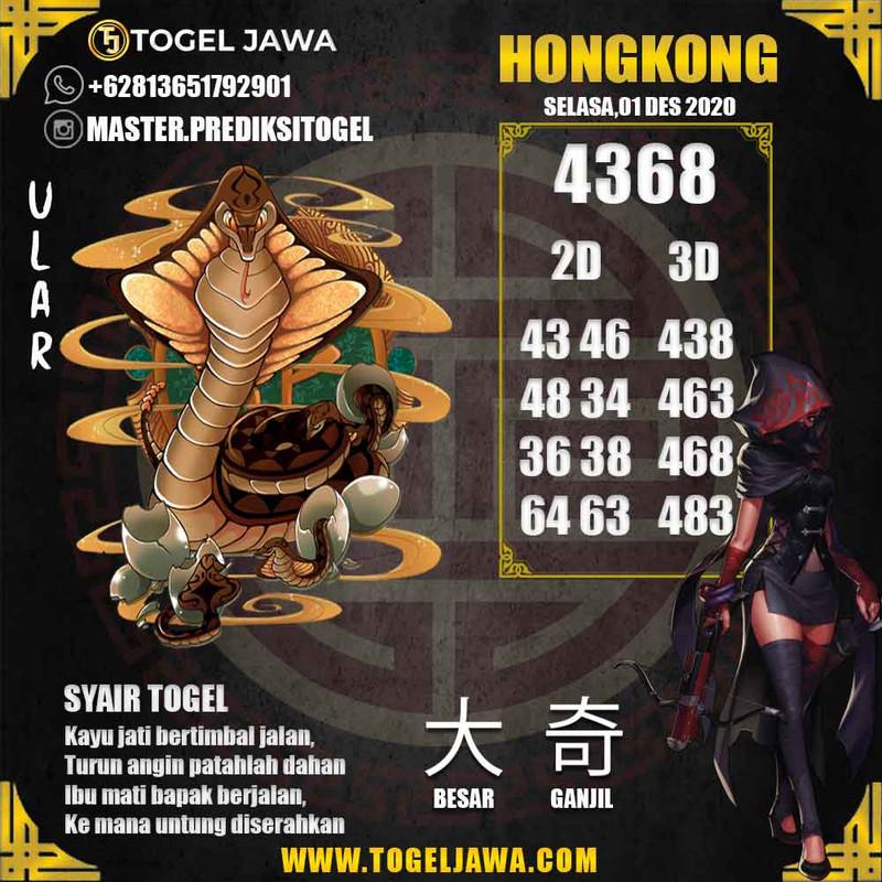 Prediksi Hongkong Tanggal 2020-12-01