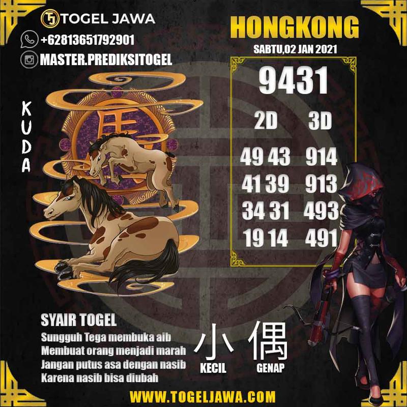 Prediksi Hongkong Tanggal 2021-01-02
