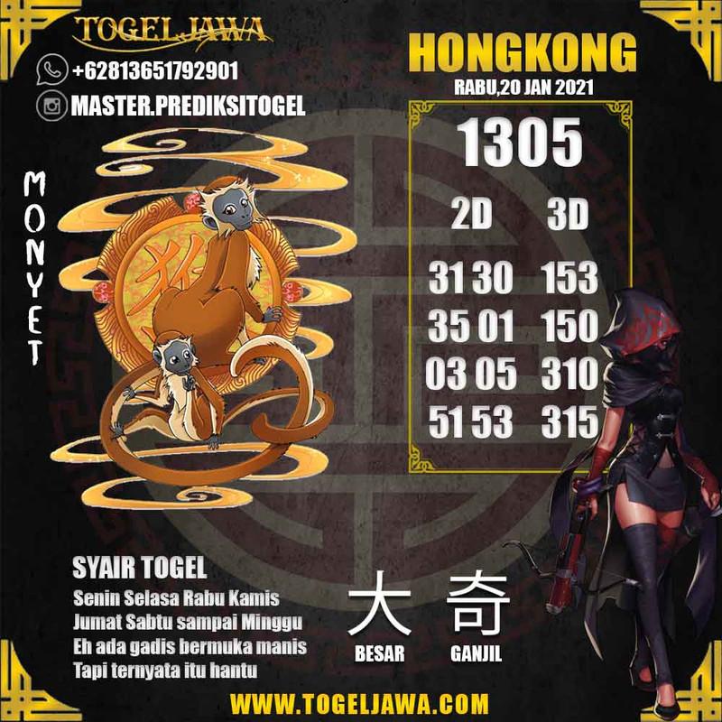 Prediksi Hongkong Tanggal 2021-01-20