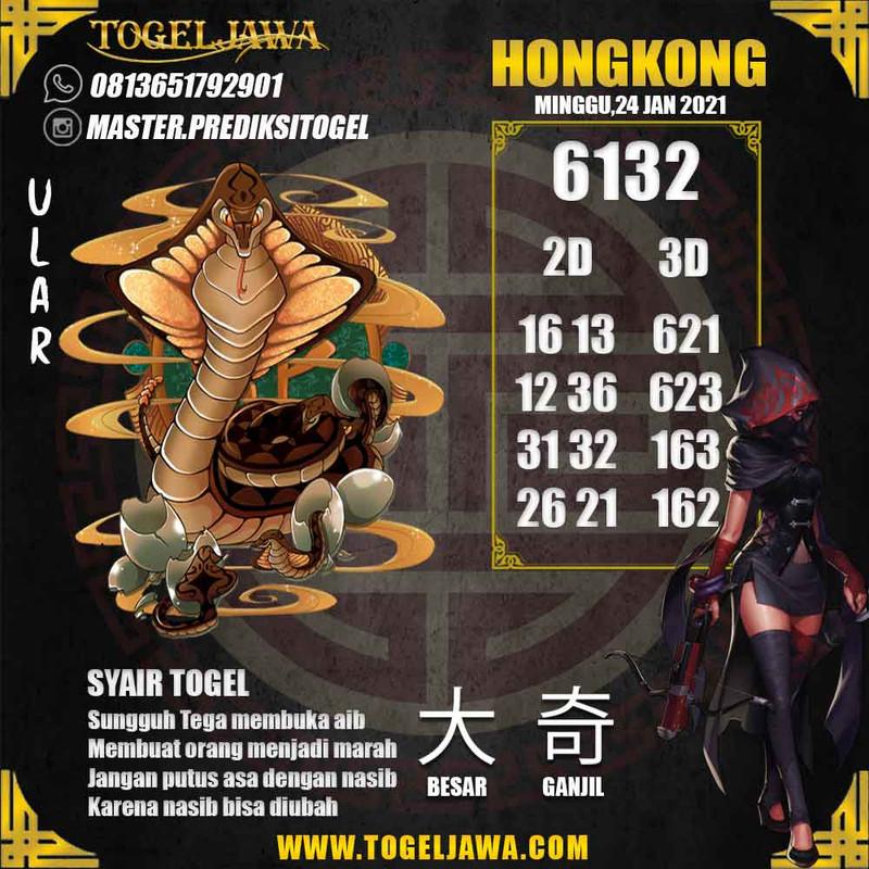 Prediksi Hongkong Tanggal 2021-01-24