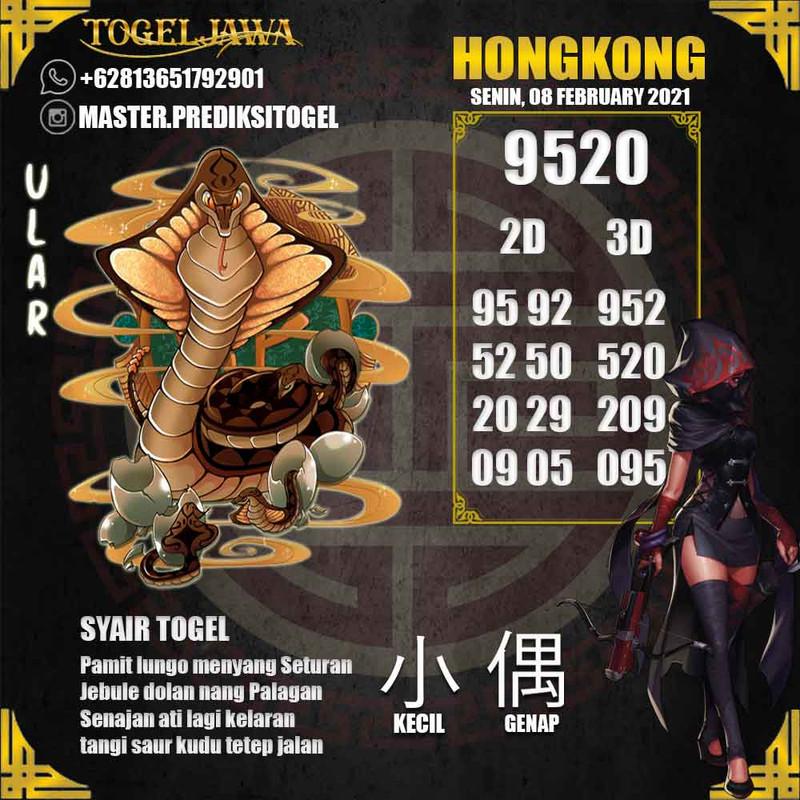 Prediksi Hongkong Tanggal 2021-02-08