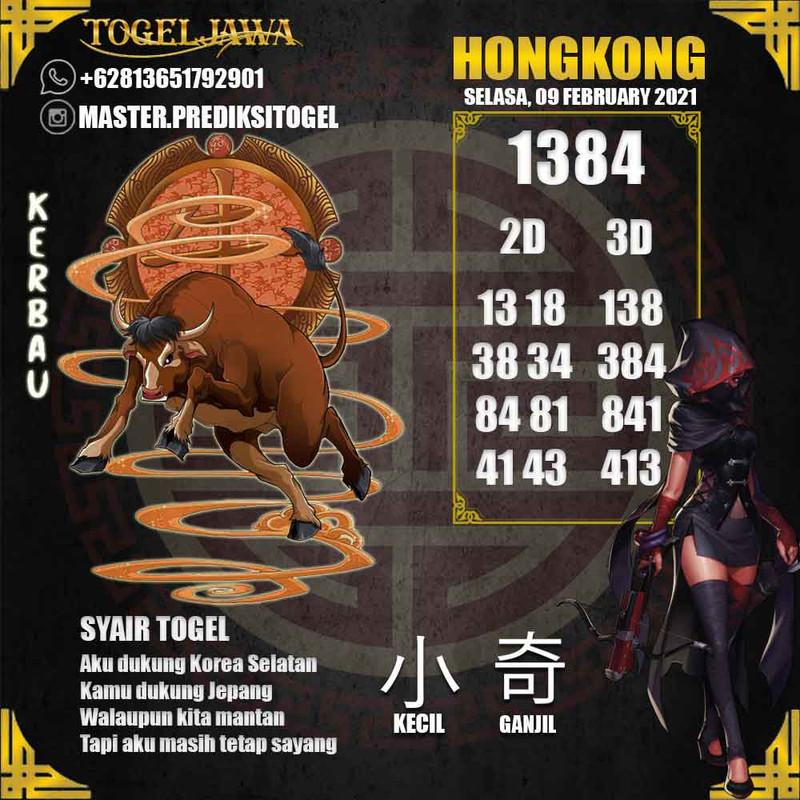 Prediksi Hongkong Tanggal 2021-02-09