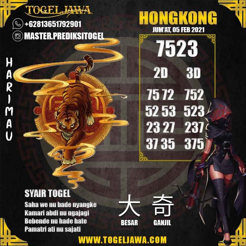 Prediksi Japan Tanggal 2021-02-05