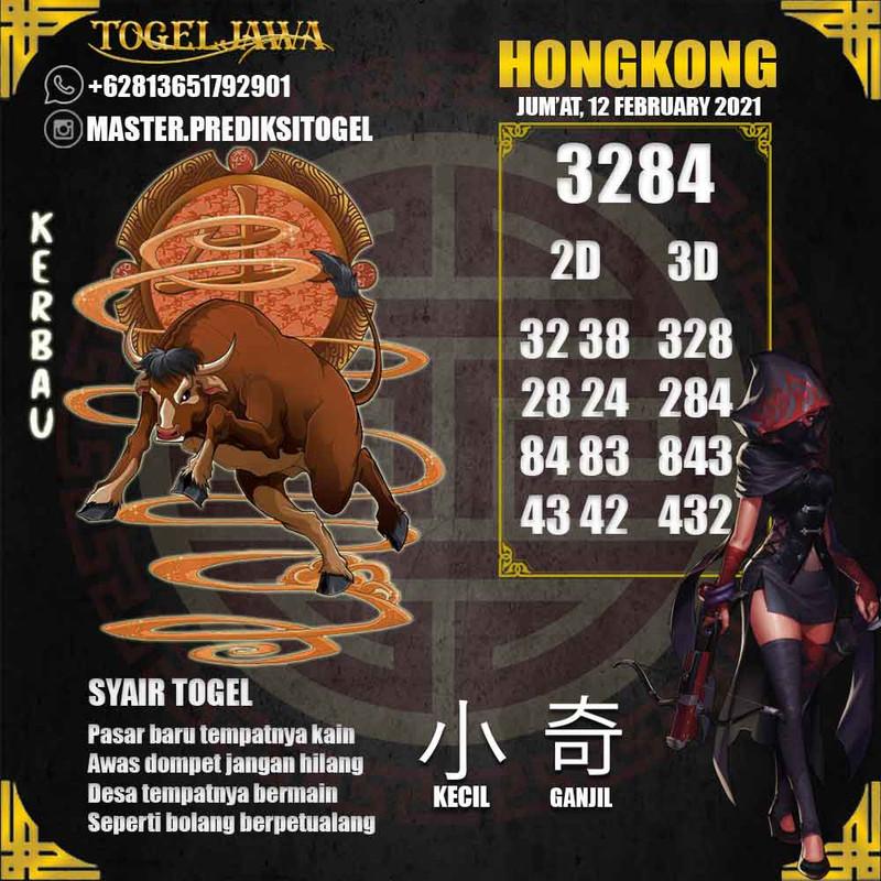 Prediksi Hongkong Tanggal 2021-02-12