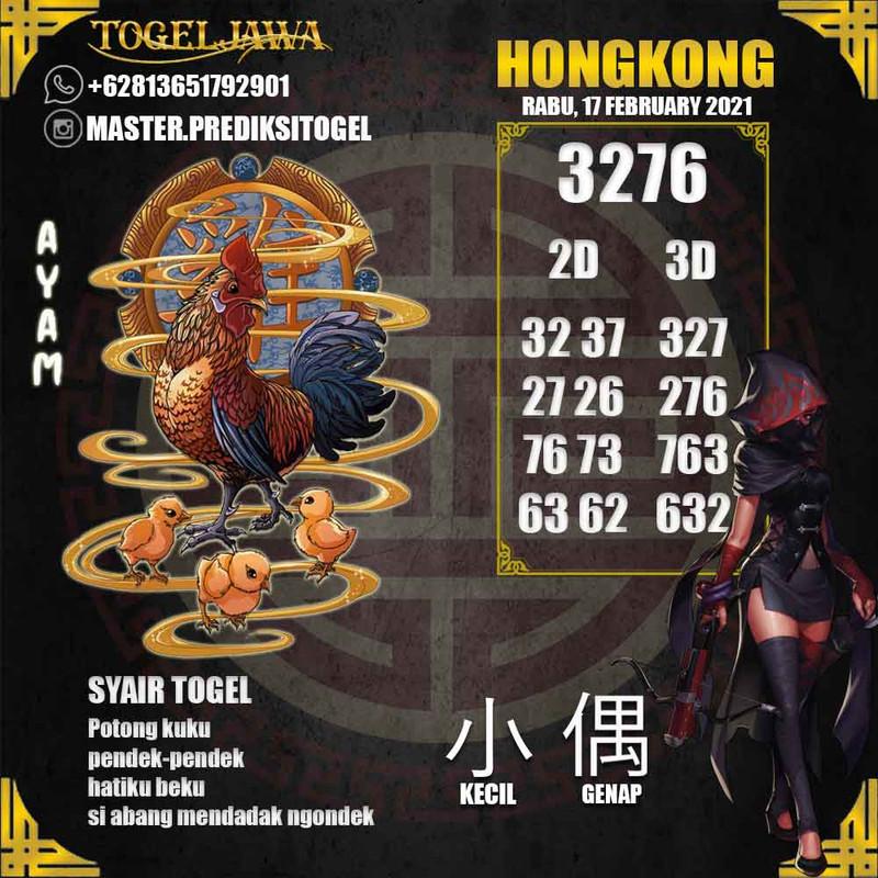 Prediksi Hongkong Tanggal 2021-02-17