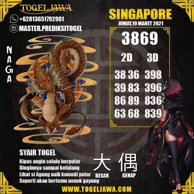 Prediksi Singapore Tanggal 2021-03-19