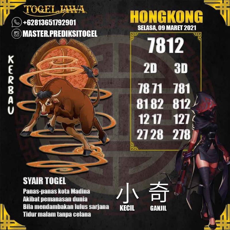 Prediksi Hongkong Tanggal 2021-03-09