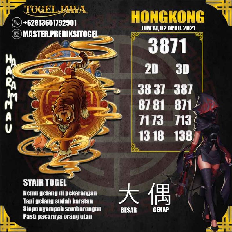 Prediksi Hongkong Tanggal 2021-04-02