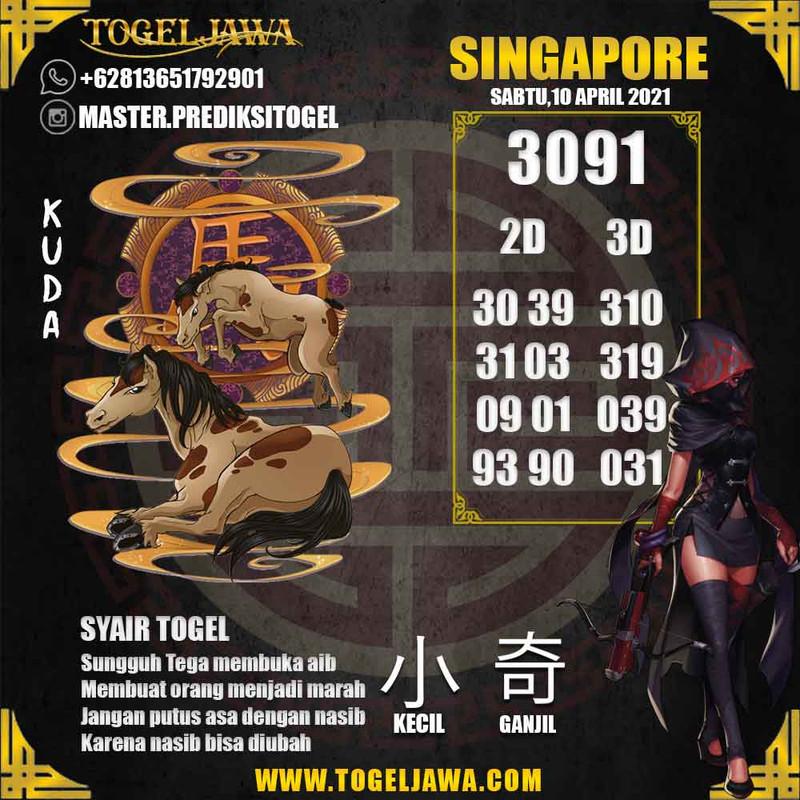 Prediksi Singapore Tanggal 2021-04-10