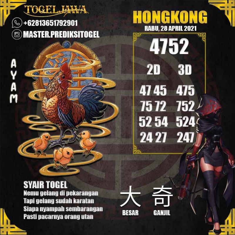 Prediksi Hongkong Tanggal 2021-04-28