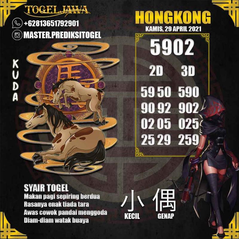 Prediksi Hongkong Tanggal 2021-04-29