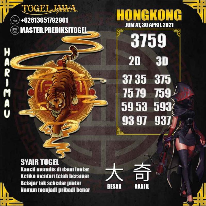 Prediksi Hongkong Tanggal 2021-04-30