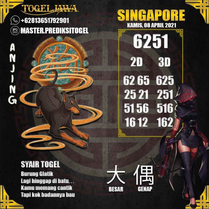 Prediksi Singapore Tanggal 2021-04-08