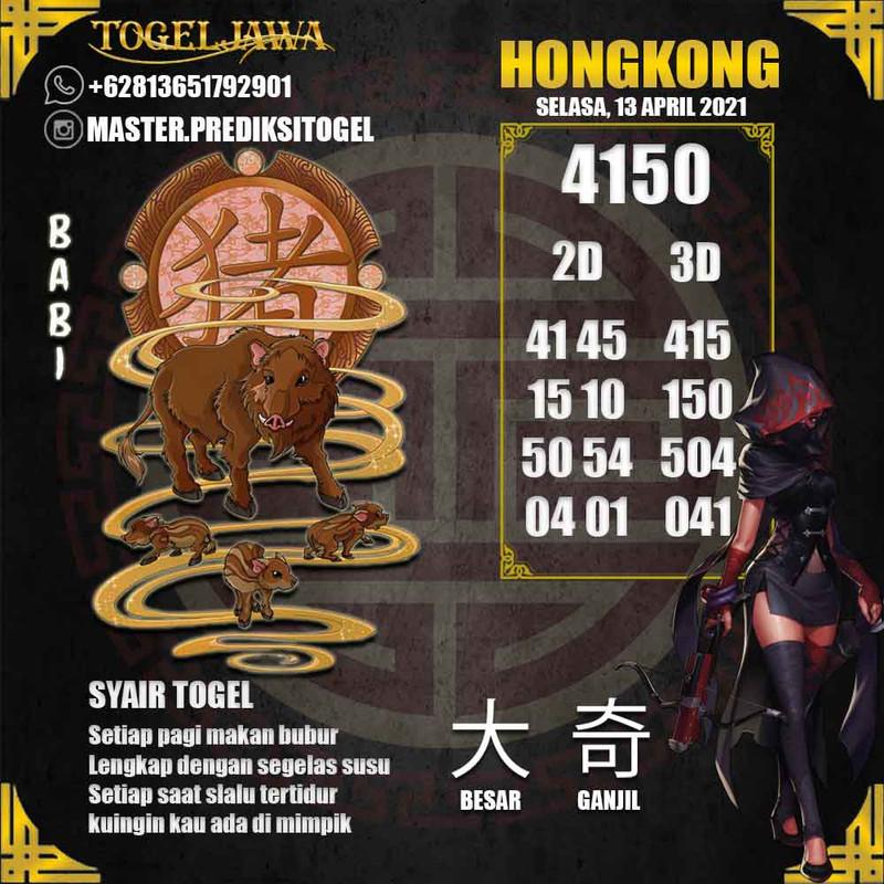 Prediksi Hongkong Tanggal 2021-04-13