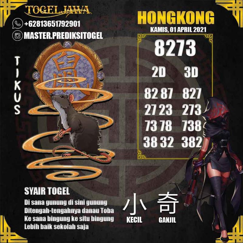 Prediksi Hongkong Tanggal 2021-04-01