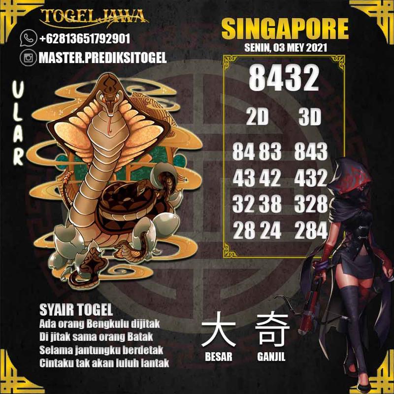 Prediksi Singapore Tanggal 2021-05-03