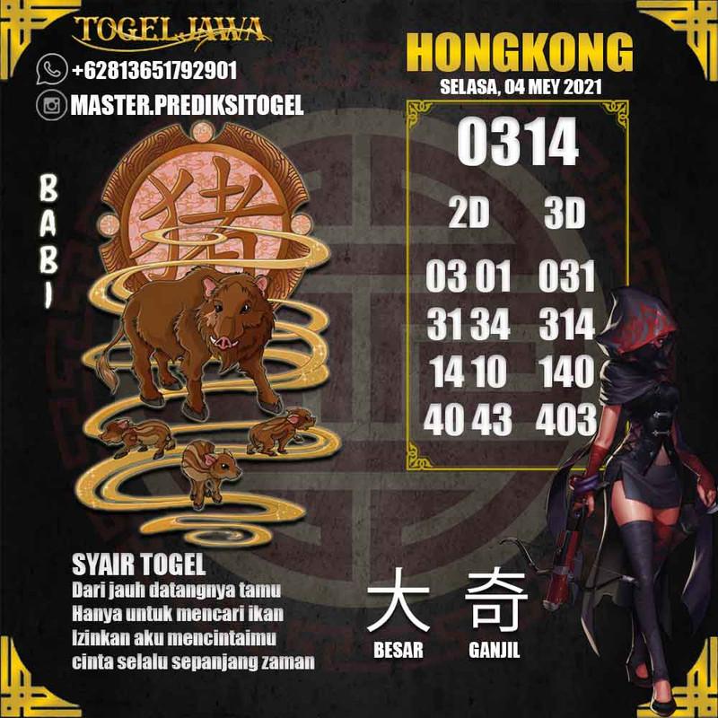 Prediksi Hongkong Tanggal 2021-05-04